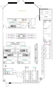 the kitchen terminal u2013 floor plans