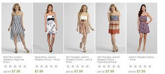 sears com junior u0027s dresses as low as 6 79 free site to store