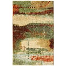 Green And Brown Area Rugs Green Area Rug Top Chandra Terra Area Rug With Green Area Rug