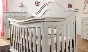 decorating wooden crib in dark grey by munire crib for nursery