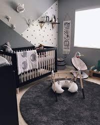 chambre bébé garçon design chambre garcon idee deco fille complete et gris montessori