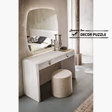 nice white vanity table with mirror with 7 vanity table lamp
