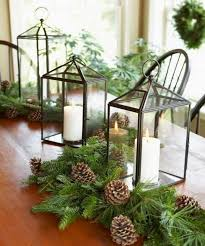 Decorating For Christmas With Lanterns by Lantern Centerpieces U2013 Romantic Table Decoration Ideas