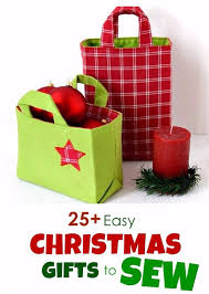 25 diy christmas gifts to sew with patterns applegreen cottage
