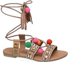graceland sandalette women in brown from grace in the online shop