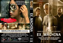 director of ex machina ex machina dvd cover u0026 label 2015 r1 custom