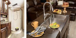 kitchen sinks designs 2016 designer luxury fifth wheel camper jayco inc