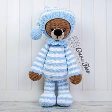 big teddy ravelry sydney the big teddy pattern by carolina guzman