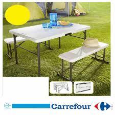 chaise pliante carrefour table et chaise de jardin en plastique carrefour pour souhait