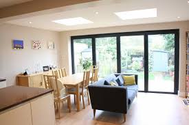 West London Kitchen Design by Flat Roof Extension Simply Extend London