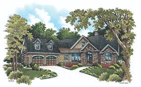 plan 1302 the bluestone is a small craftsman ranch perfect for