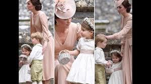 prince george tantrum at aunt pippa middleton wedding adorable