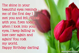 the shine in your beautiful birthday wishes for