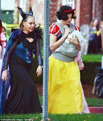 Snow White Evil Queen Halloween Costume Charlize Theron Swaps Evil Queen Role Play Snow White