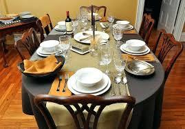 kitchen table setting ideas simple dinner table setting ideas simple table decorations dinner