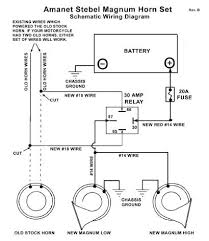 wiring new horn big dog motorcycles forum