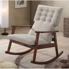 Dexter Rocking Chair Baxton Studio Chair Design