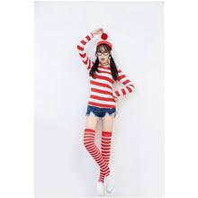 where s waldo costume buy waldo costume and get free shipping on aliexpress