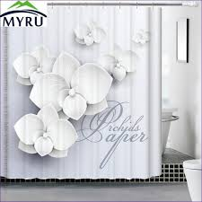 Coral And Grey Shower Curtain Bathroom Marvelous Polyester Shower Curtain Best Shower Curtains