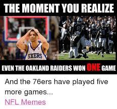 Raider Hater Memes - 25 best memes about oakland raider oakland raider memes