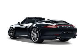 convertible porsche 2016 2017 porsche 911 carrera 4 black edition 3 4l 6cyl petrol