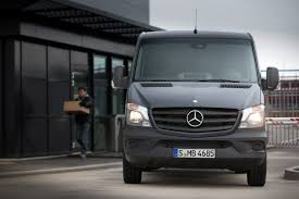 2014 mercedes benz sprinter gets nip tuck and new 4 cylinder heart