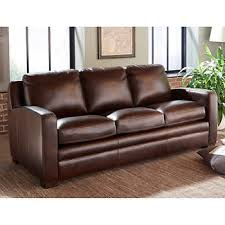 Sleeper Leather Sofa Sleeper Leather Sofas Sectionals Costco