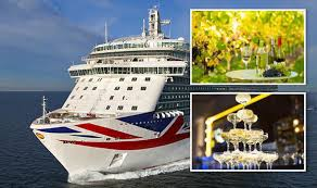 p o cruises is celebrating wine week cruise travel