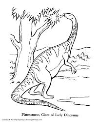 dinosaur printables kids coloring