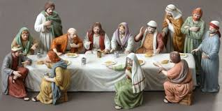 home interior figurines lord s last supper figurine set home interiors 12 disciple