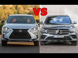 lexus better than mercedes 2016 lexus rx 350 vs 2016 mercedes glc design interior and