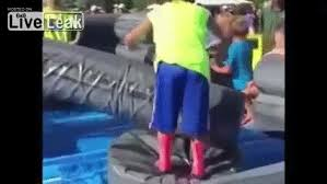 Challenge Fail Liveleak Kid Fails At Obstacle Challenge Gif On Imgur