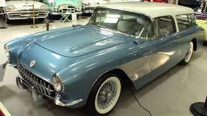 chevy corvette wagon the chevy corvette nomad built for the 1954 motorama season