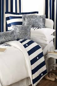Navy Bedroom 70 Best Coastal Home Navy U0026 White Images On Pinterest Beach