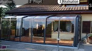 Prix Au M2 Veranda Véranda Mobile Sésame Votre Terrasse Avant Après Vidéo Dailymotion