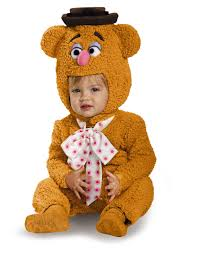 Infant Costumes Fozzie Bear Muppet Baby Costume Mr Costumes
