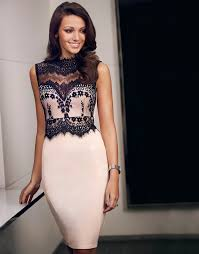 michelle keegan lace detail bodycon dress clothes u0026