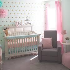 Polka Dot Curtains Nursery The Gold Polka Dot Nursery Why We This Trend Caden