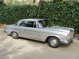 classic mercedes coupe the day i met u201cprincess michaela u201d a k a 1967 mercedes benz 250se