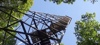 minnesota u0027s fire towers steel sentinels standing guard