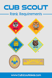 webelos arrow of light requirements 2017 cub scout requirements cub scout ideas