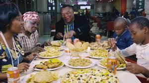 cuisine congolaise brazza innscor foodcourt tv commercial congo brazzaville