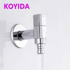 rubinetto water koyida washing machine faucdet outdoor water tap modern brass