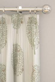 bay tree curtains by sanderson celadon wallpaper direct