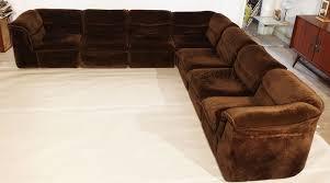 canapé ée 70 canapé modulaire à éléments des ées 70 catawiki