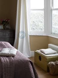 Front Windows Decorating Diy Frosted Window Much Nicer Than Lace Or Tulle Or Net Or