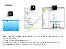 0714 smart goals acronym powerpoint presentation slide template