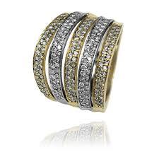 apart pierscionki pierścionek z brylantami wykonany ze złota apart dom aukcyjny