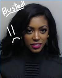 porsha on atlanta atlanta house wife hairstyle real housewives of atlanta star porsha williams arrested for