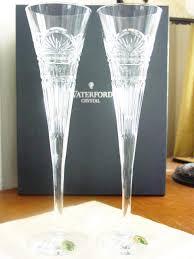 waterford jim o leary lismore celebration chagnetoasting flutes